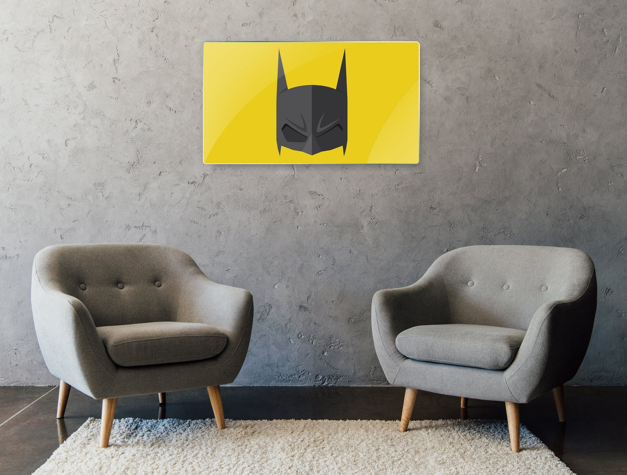 Art wall pictures batman - AP060 - Art Life Decor