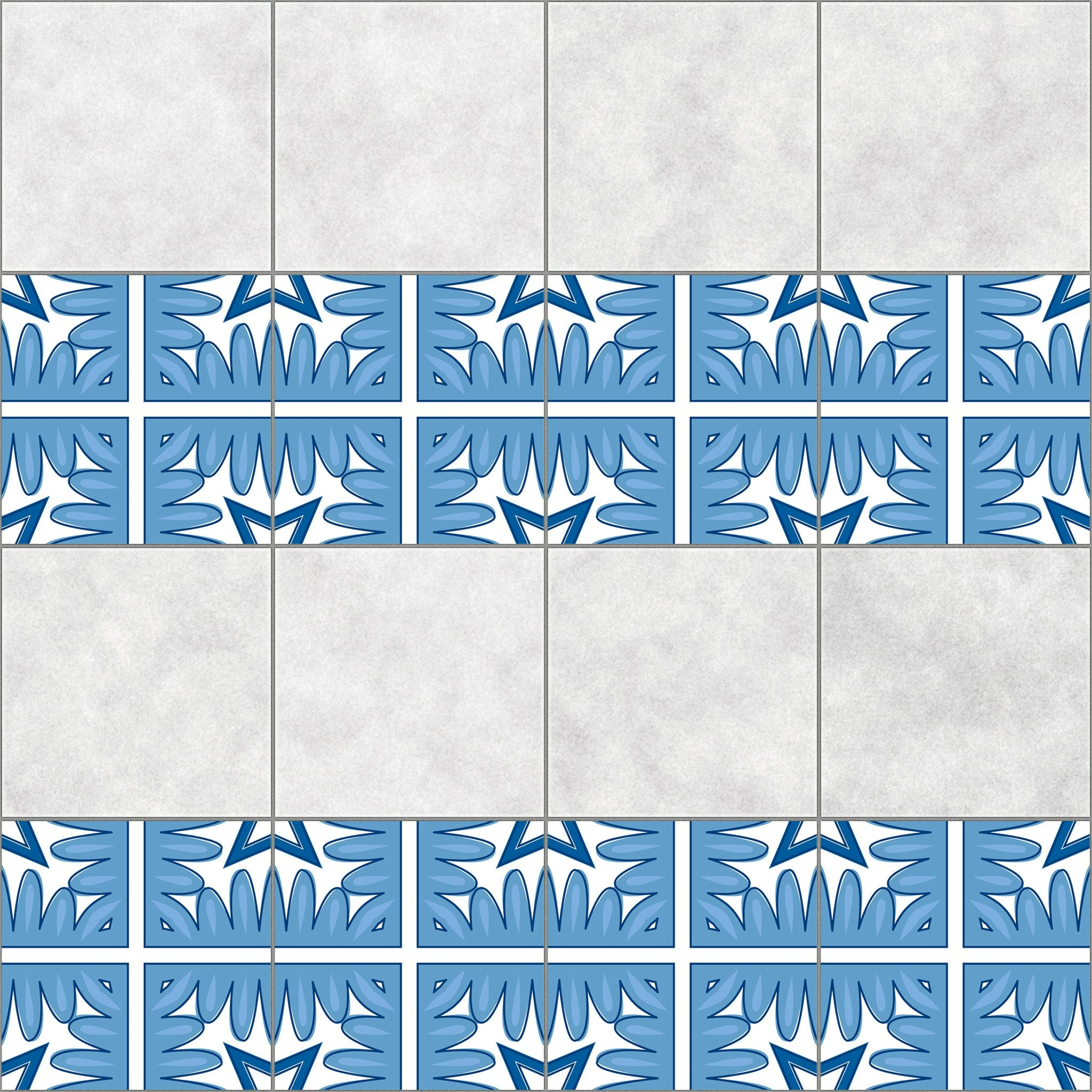Tile stickers - KP089