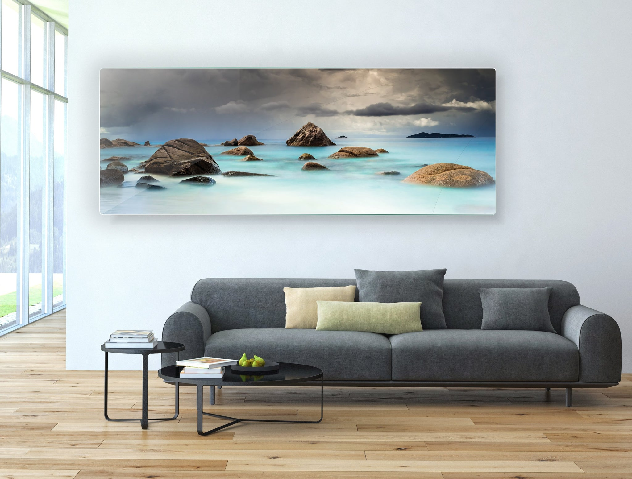 Art wall pictures Stone sea - AP008 - Art Life Decor