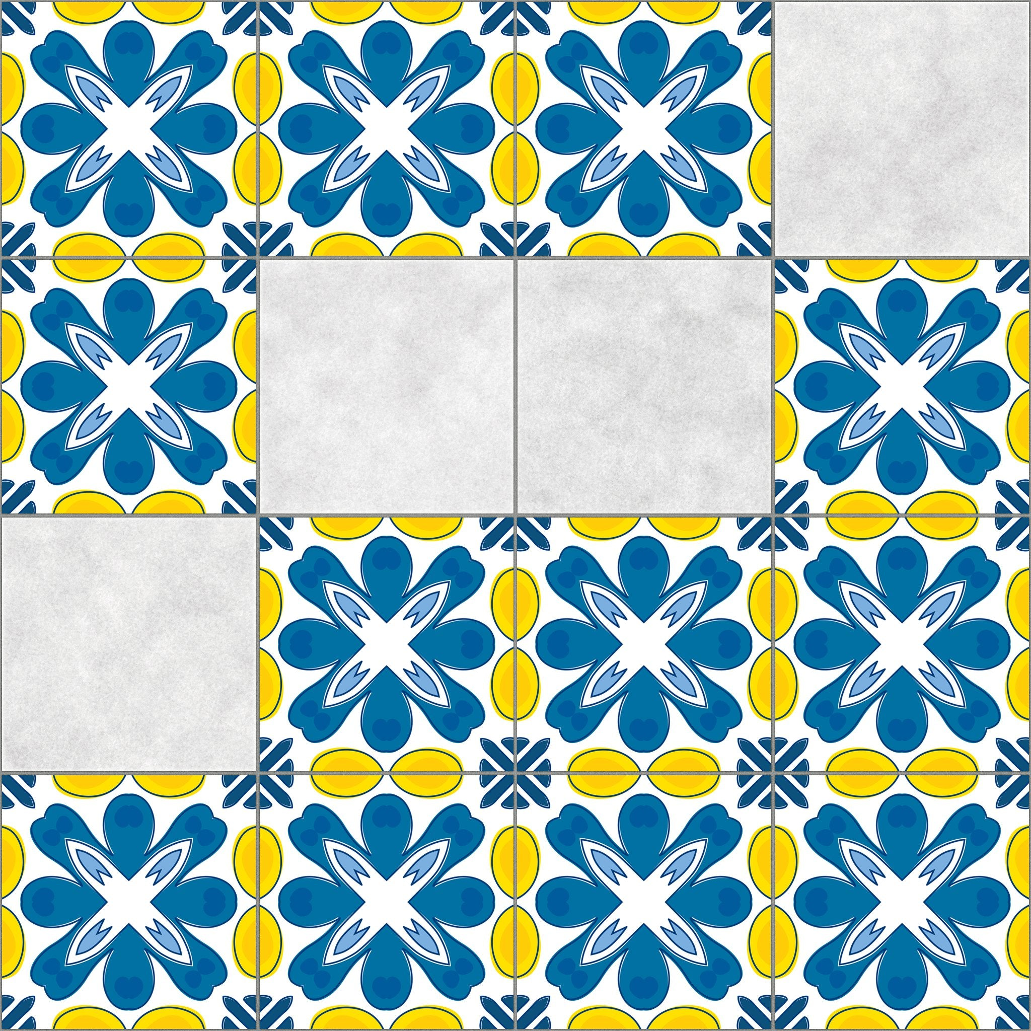 Tile stickers - KP070