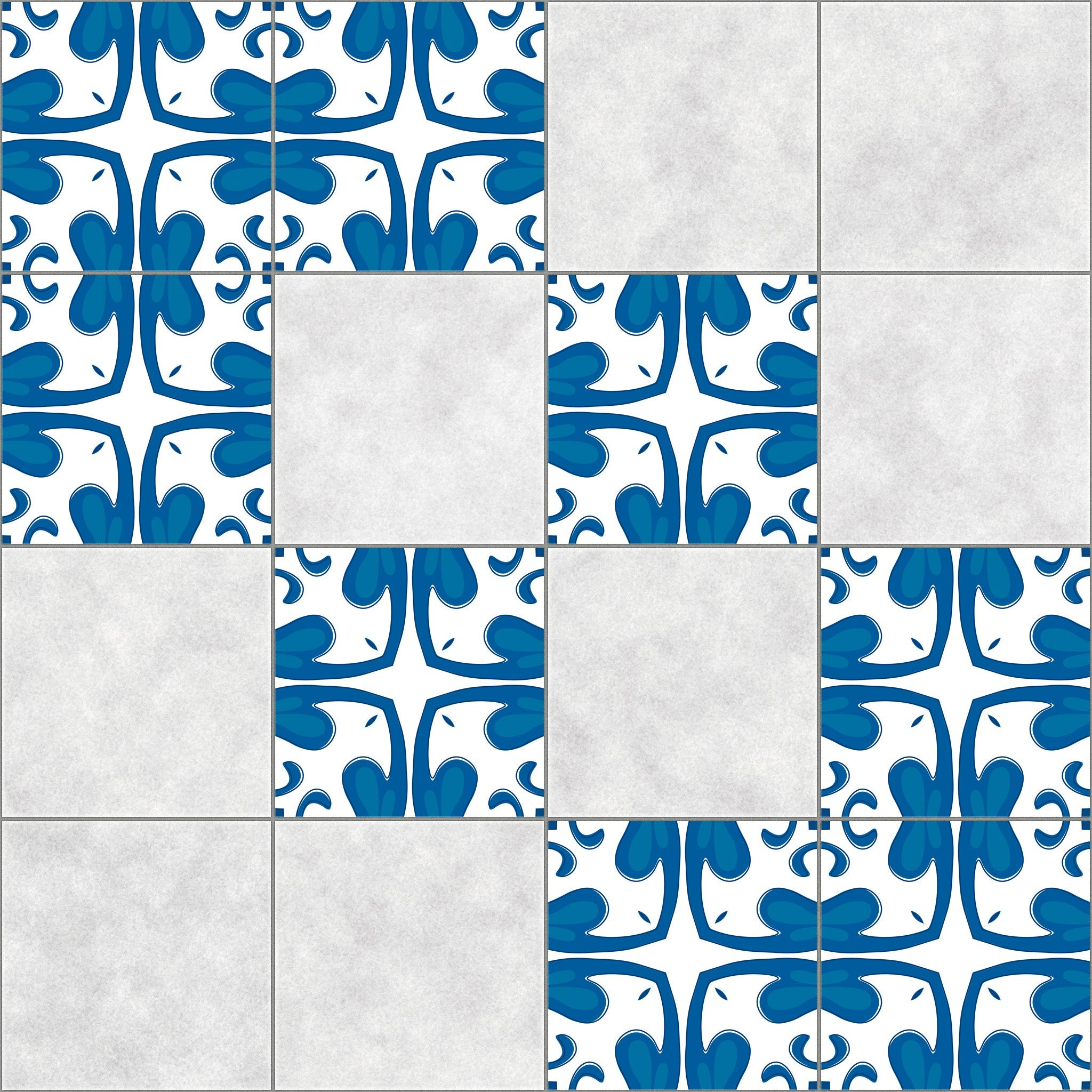 Tile stickers - KP059
