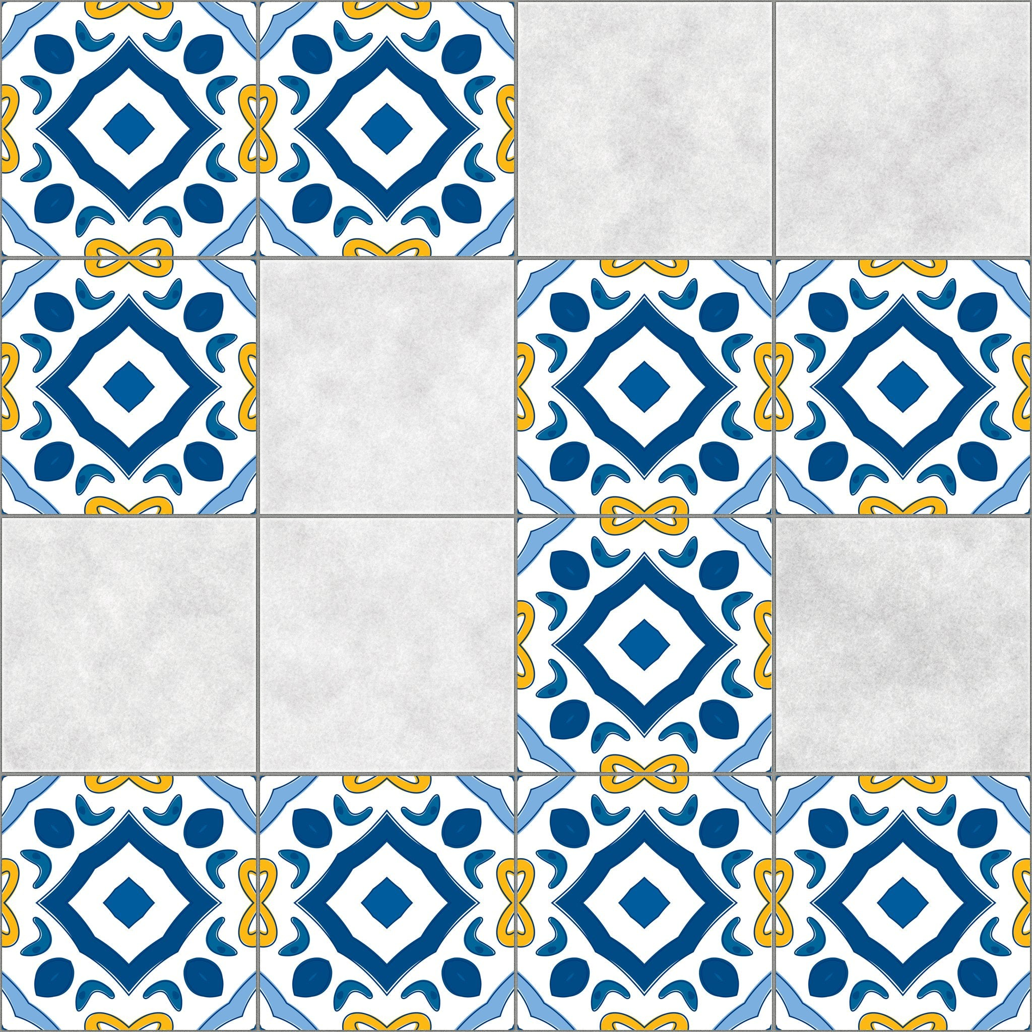 Tile stickers - KP068