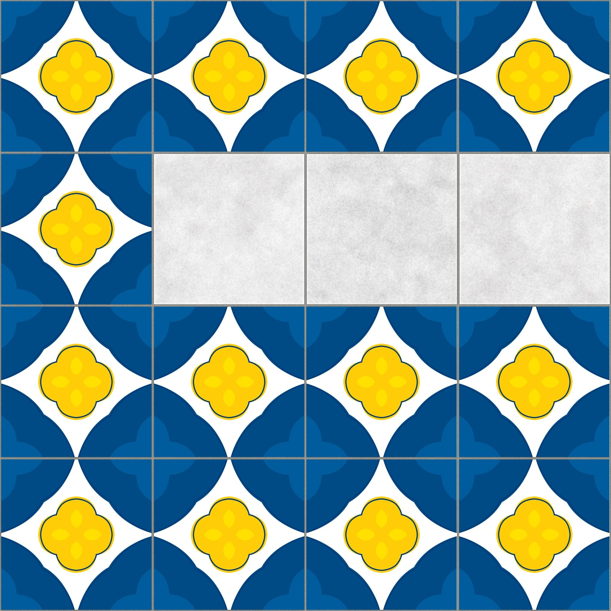 Tile stickers - KP093
