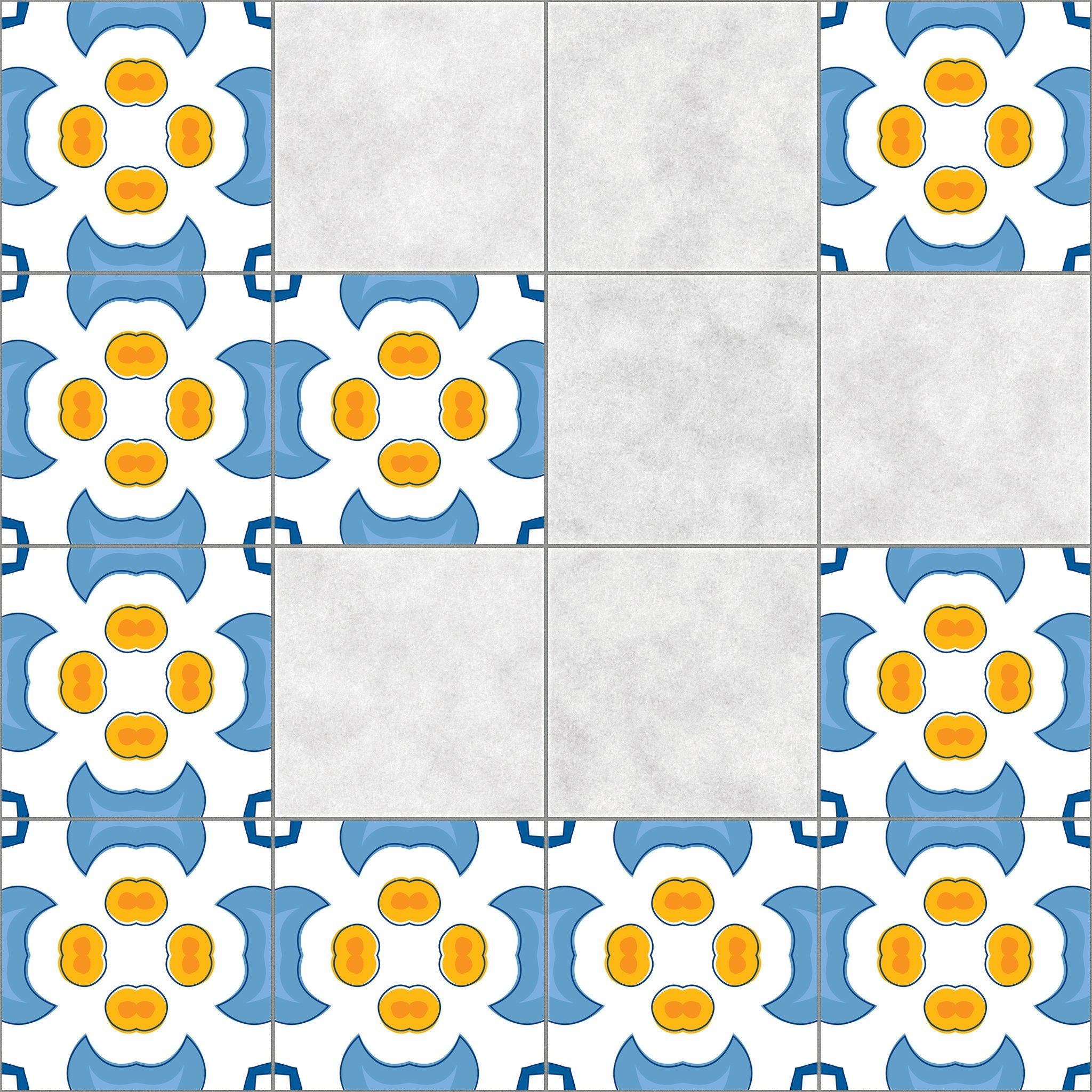 Tile stickers - KP081