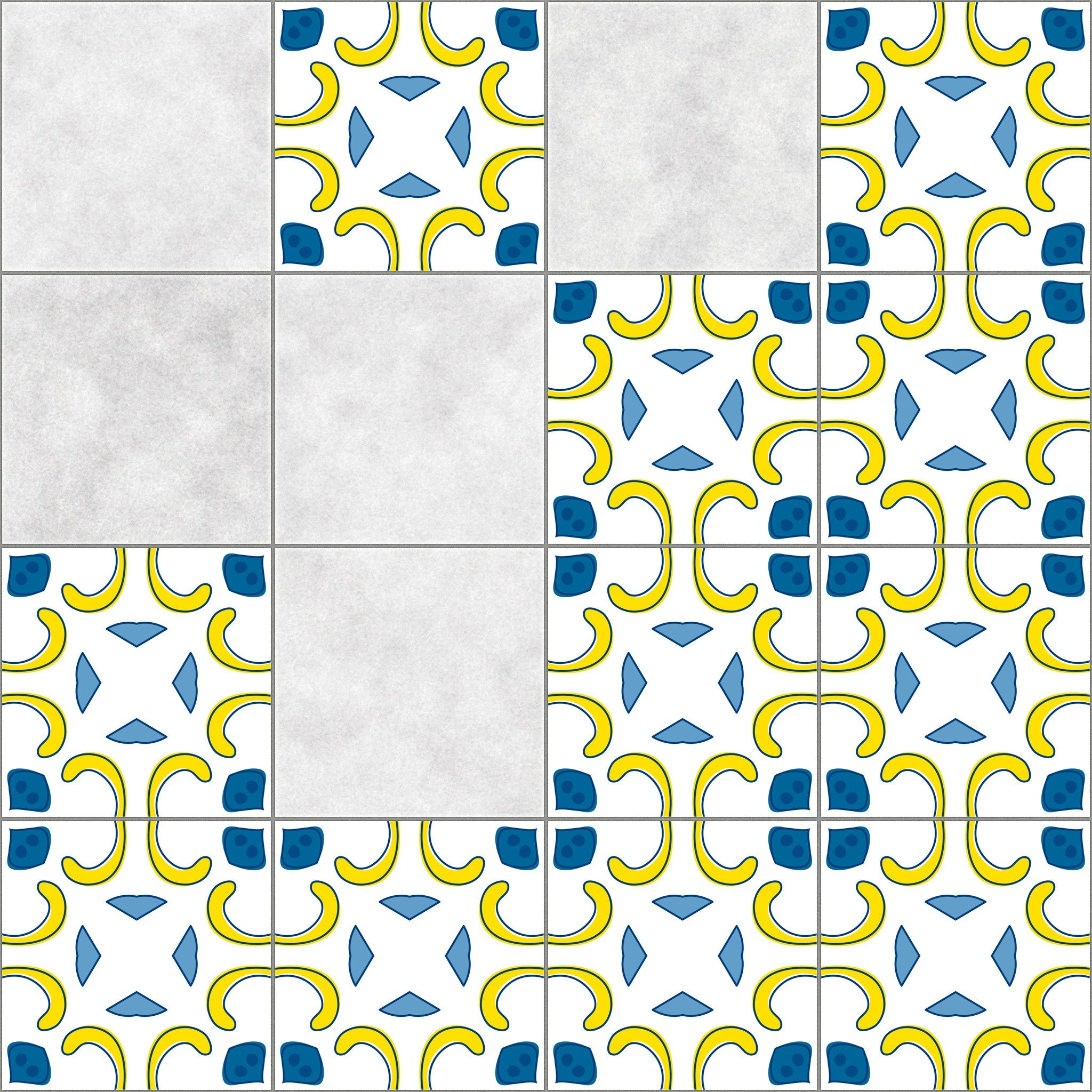 Tile stickers - KP097