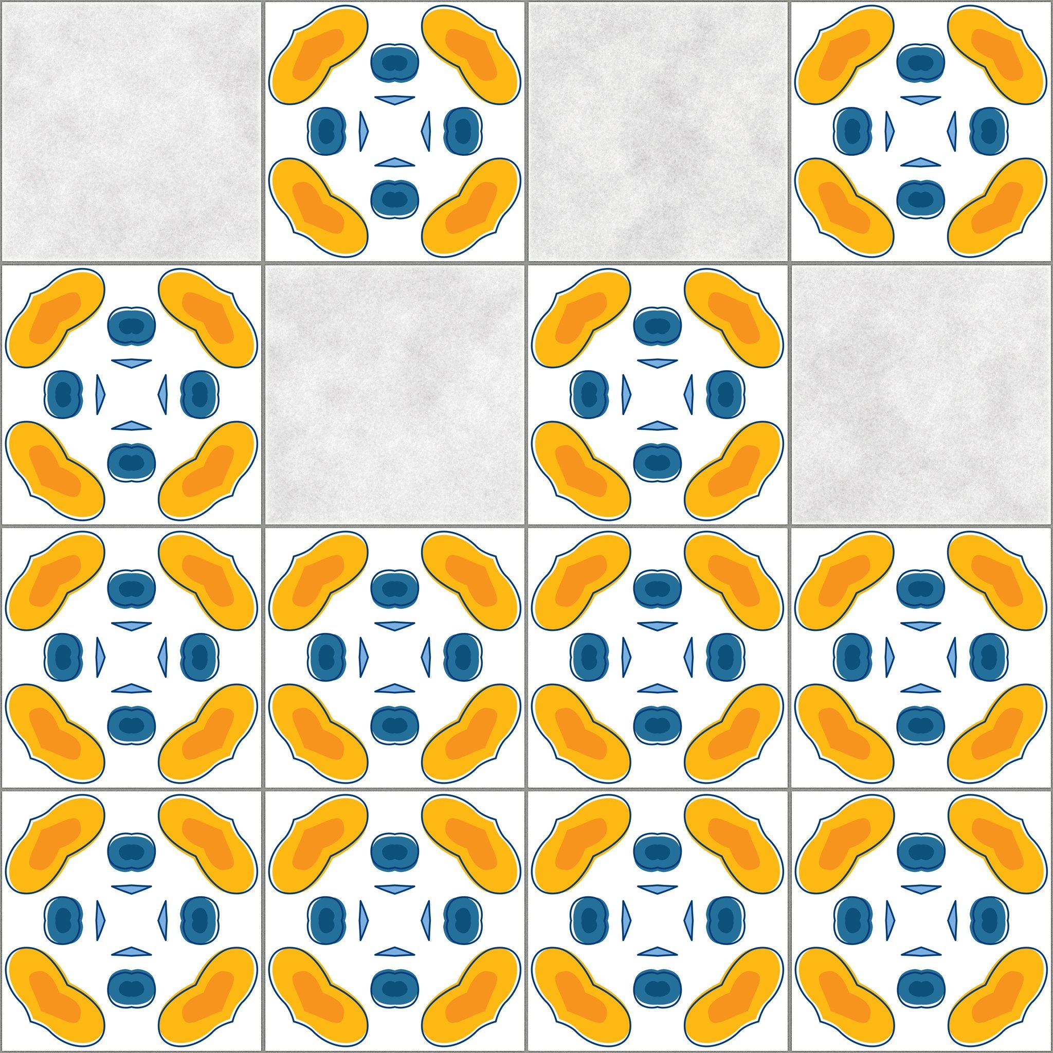 Tile stickers - KP076