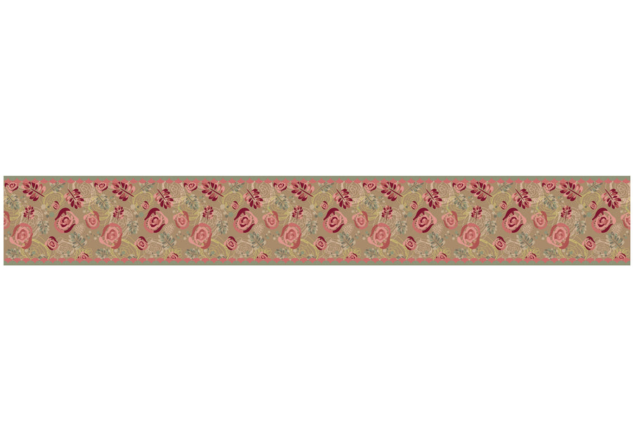 Self Adhesive Border  Forest flover BR028