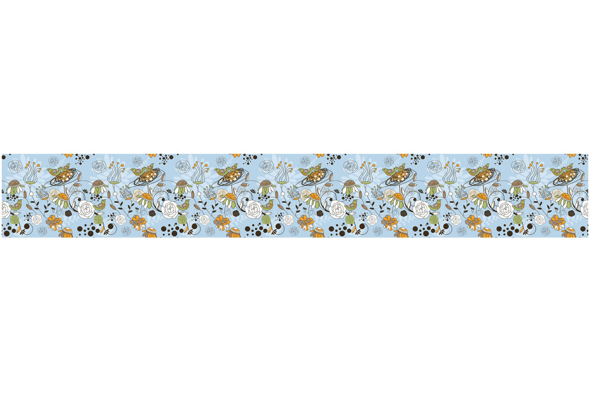 Self Adhesive Border   Flovers BR020