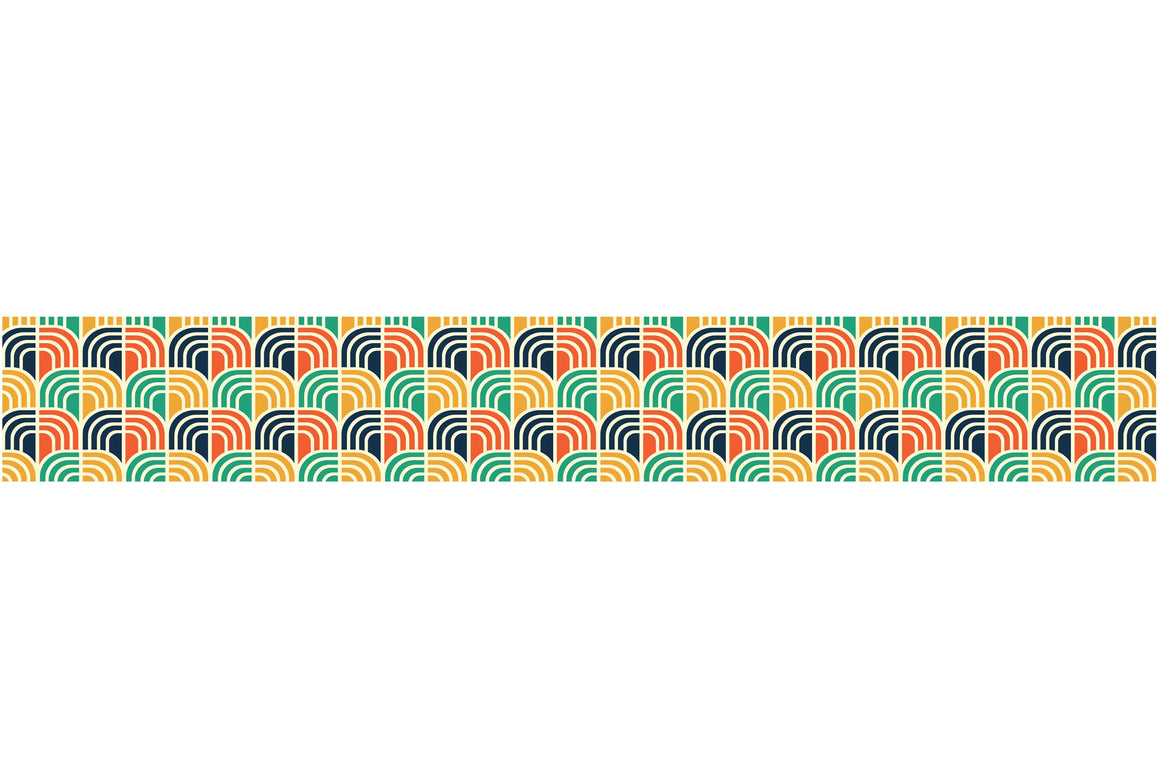 Self Adhesive Border  shapes BR038