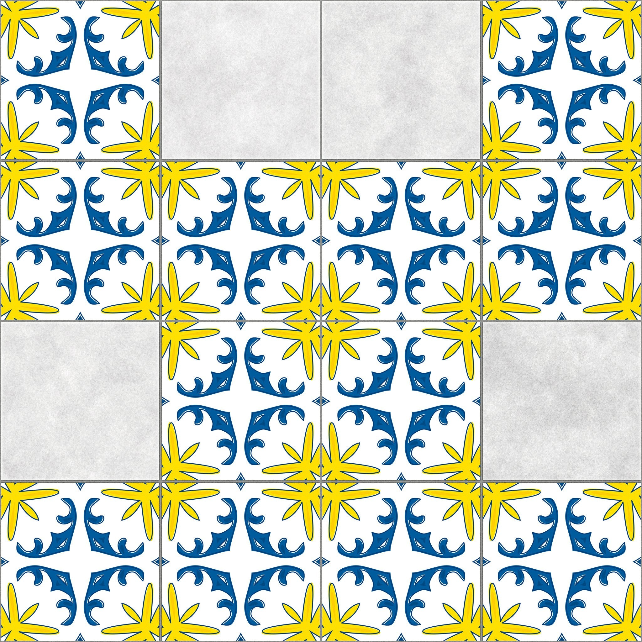 Tile stickers - KP064