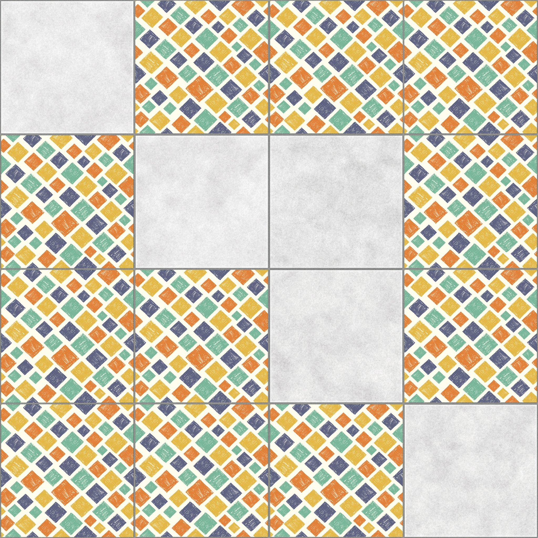 Tile stickers - KP038