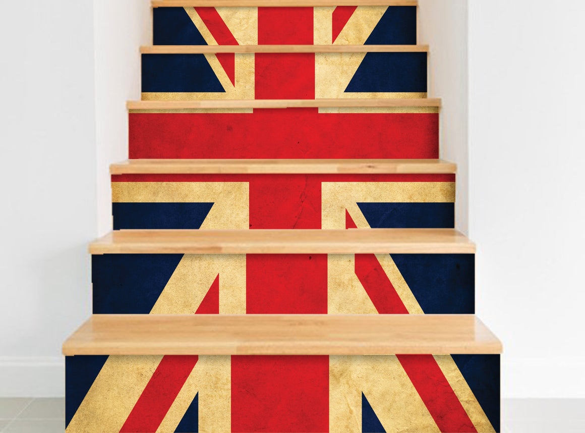 UK - Stickers for stairs NS021