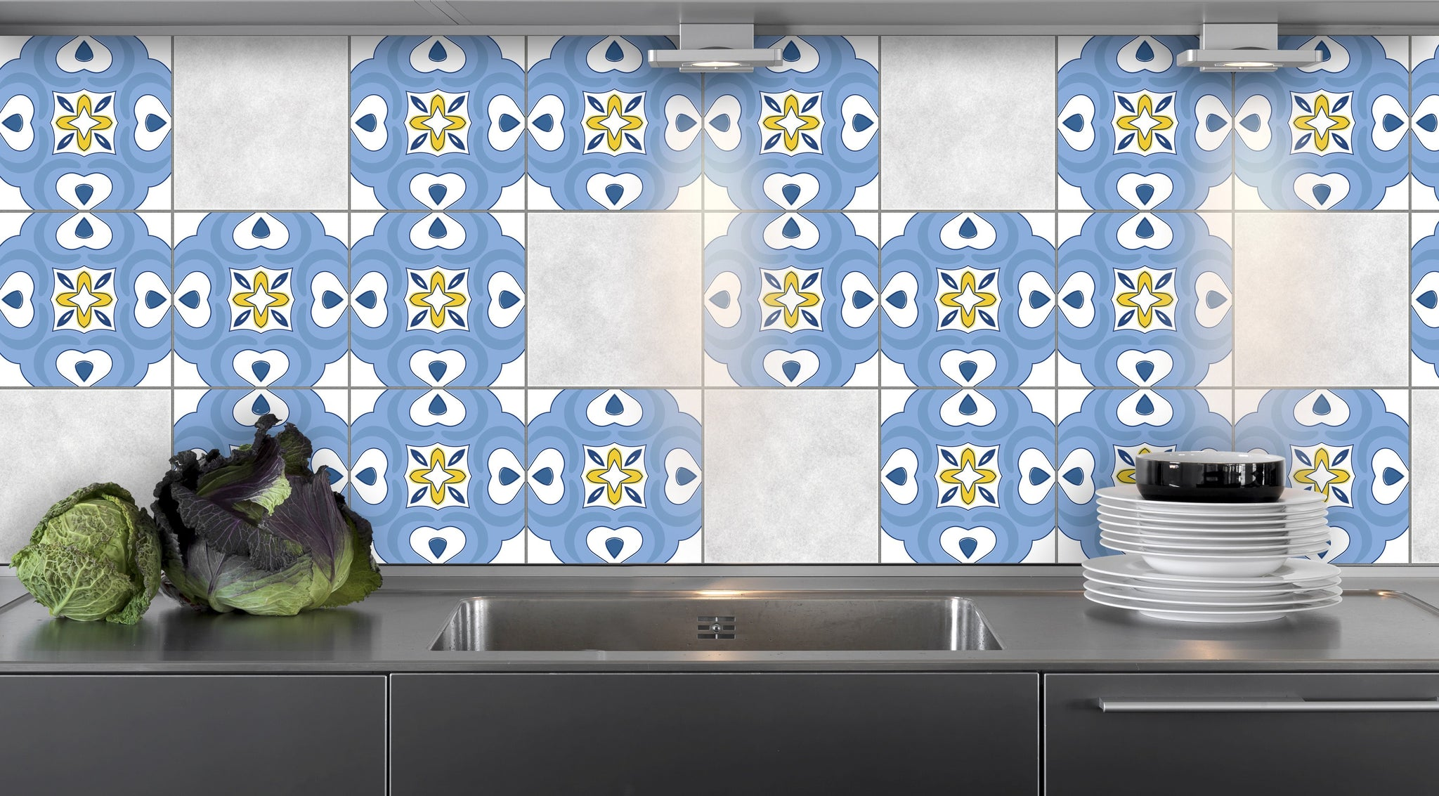 Tile stickers - KP062