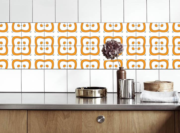 Tile stickers - KP094
