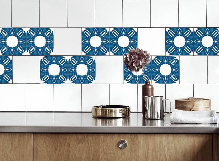 Tile stickers - KP074