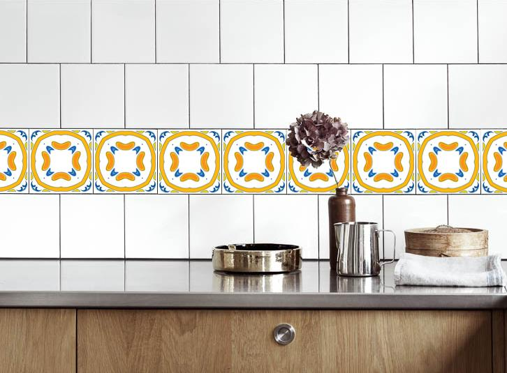 Tile stickers - KP091