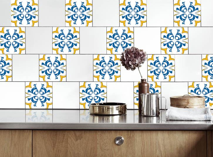 Tile stickers - KP072