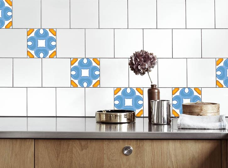 Tile stickers - KP088