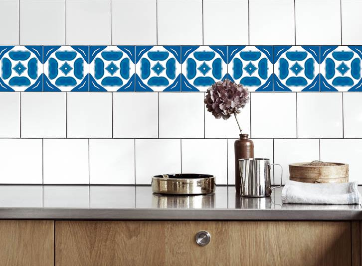 Tile stickers - KP079