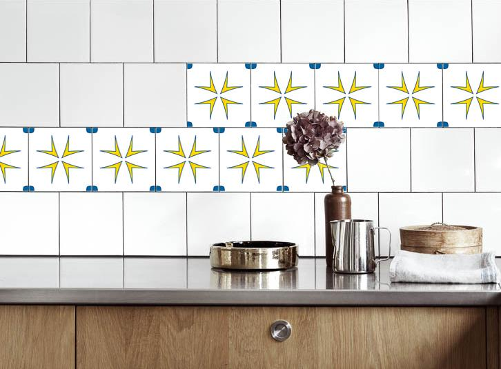 Tile stickers - KP104