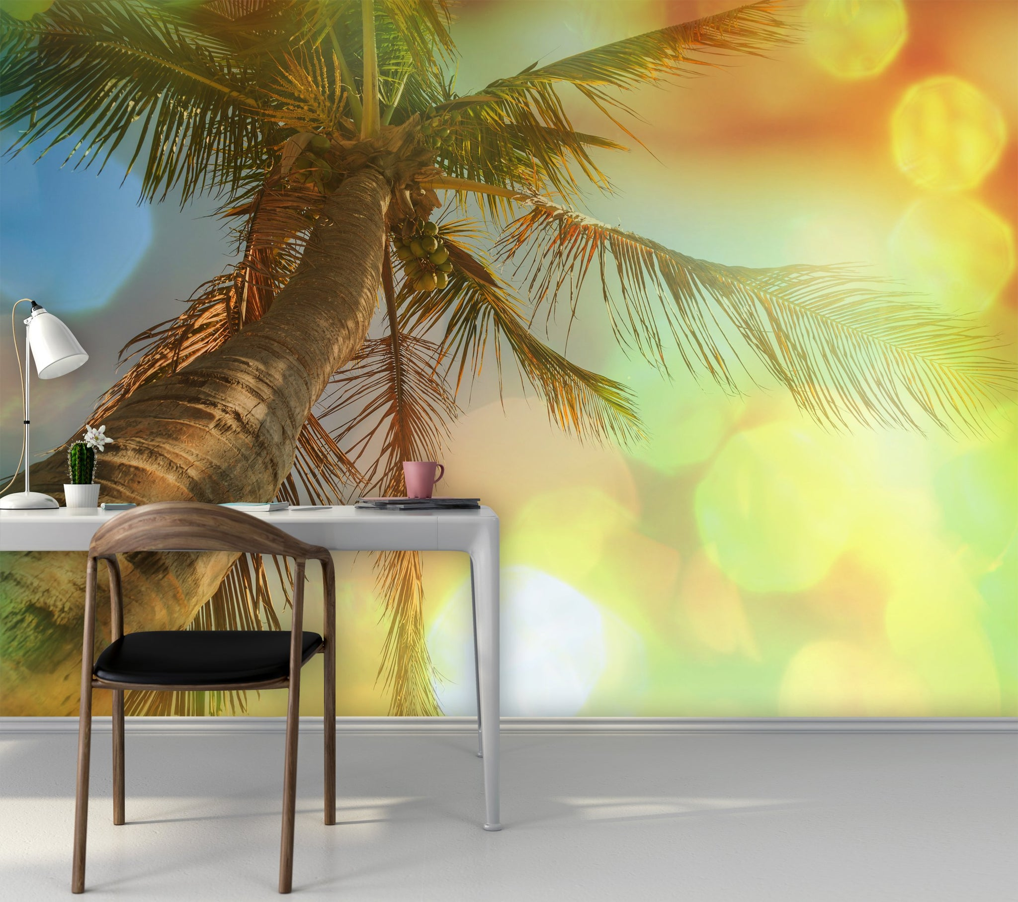 Wallpaper Tropical beach SW286