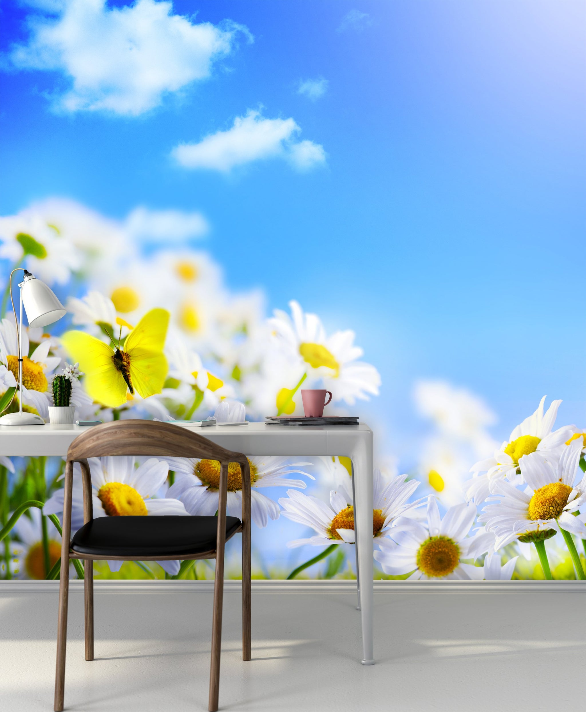 Wallpaper spring background SW233