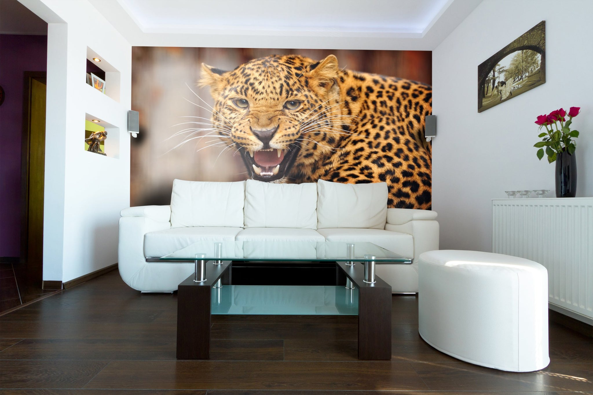Wallpaper Leopard SW091
