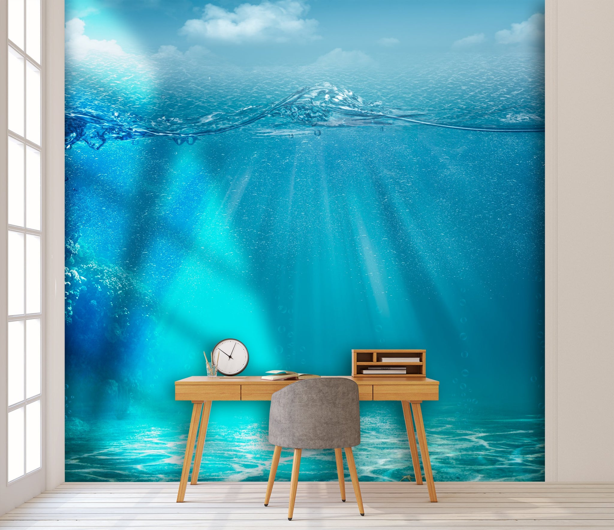 Wallpaper Abstract sea SW277