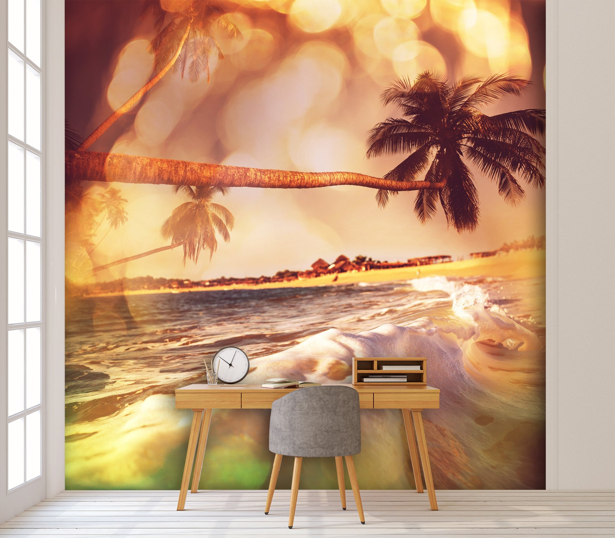 Wallpaper Tropical beach SW288