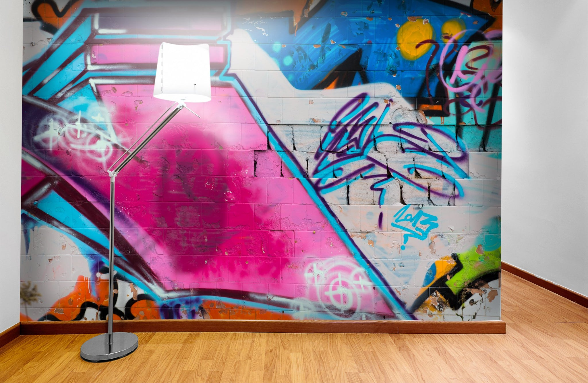 Wallpaper Graffiti wall SW280