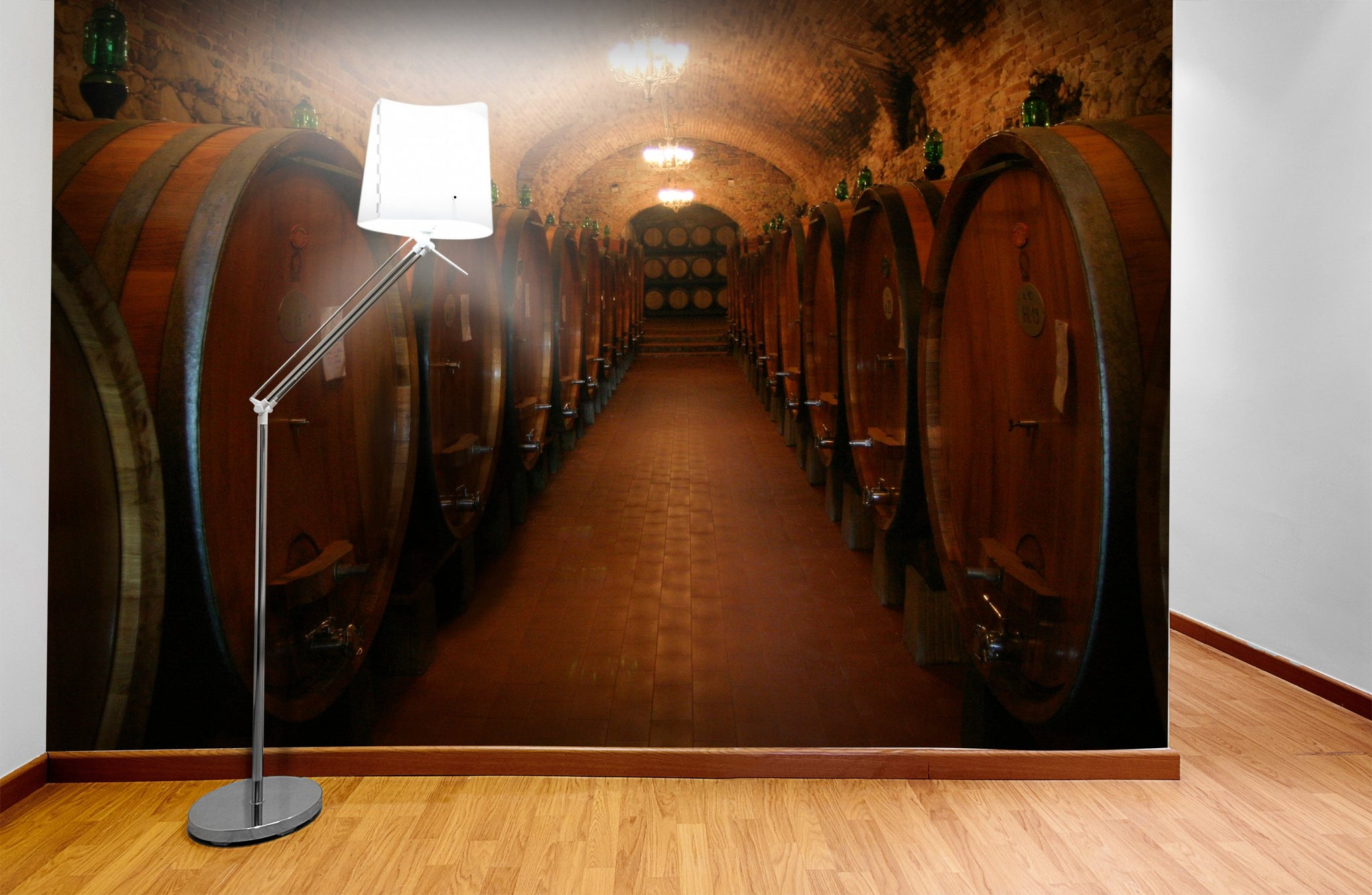 Wallpaper Winery Cellar SW103