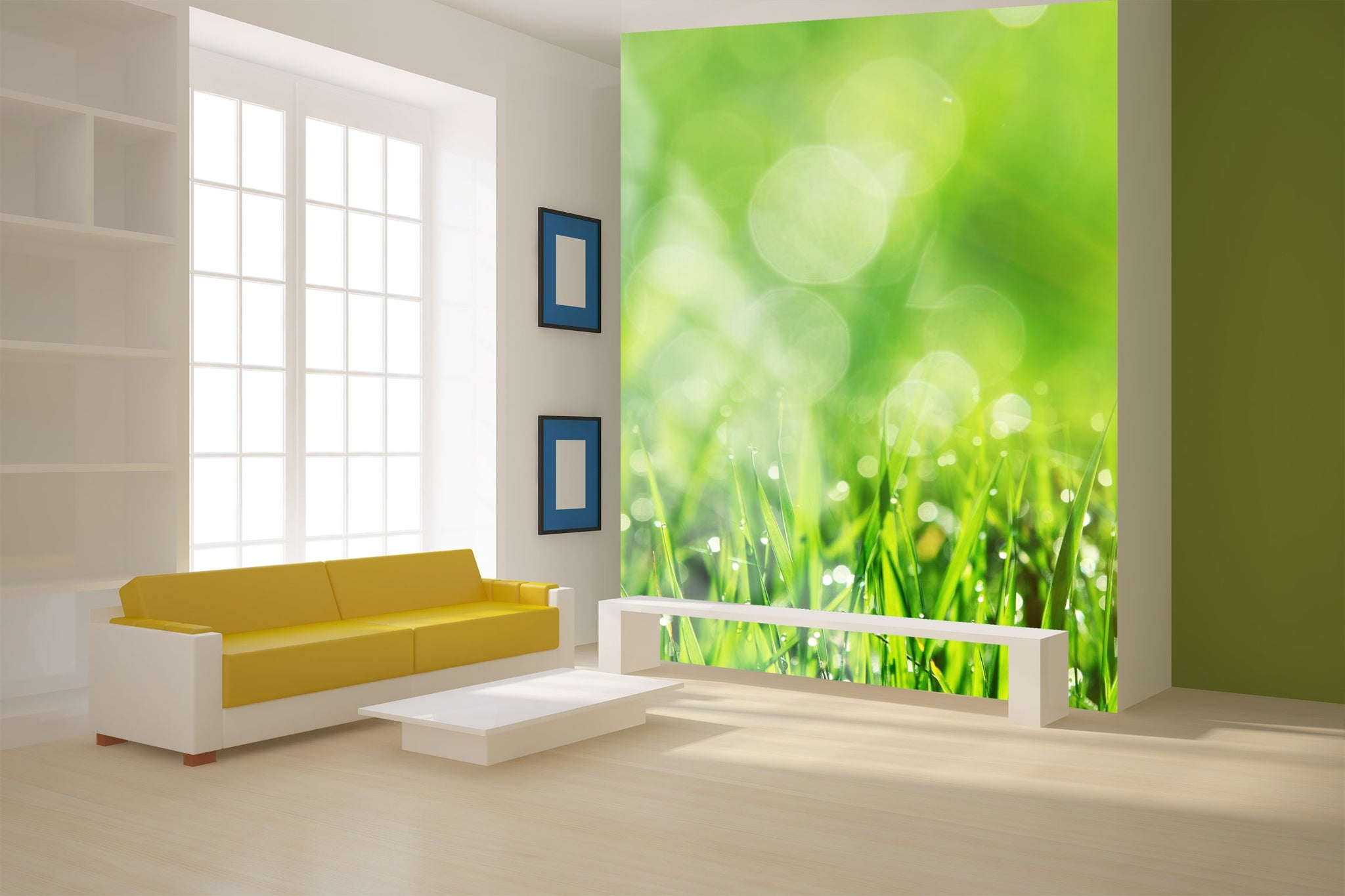 Wallpaper Spring grass SW215