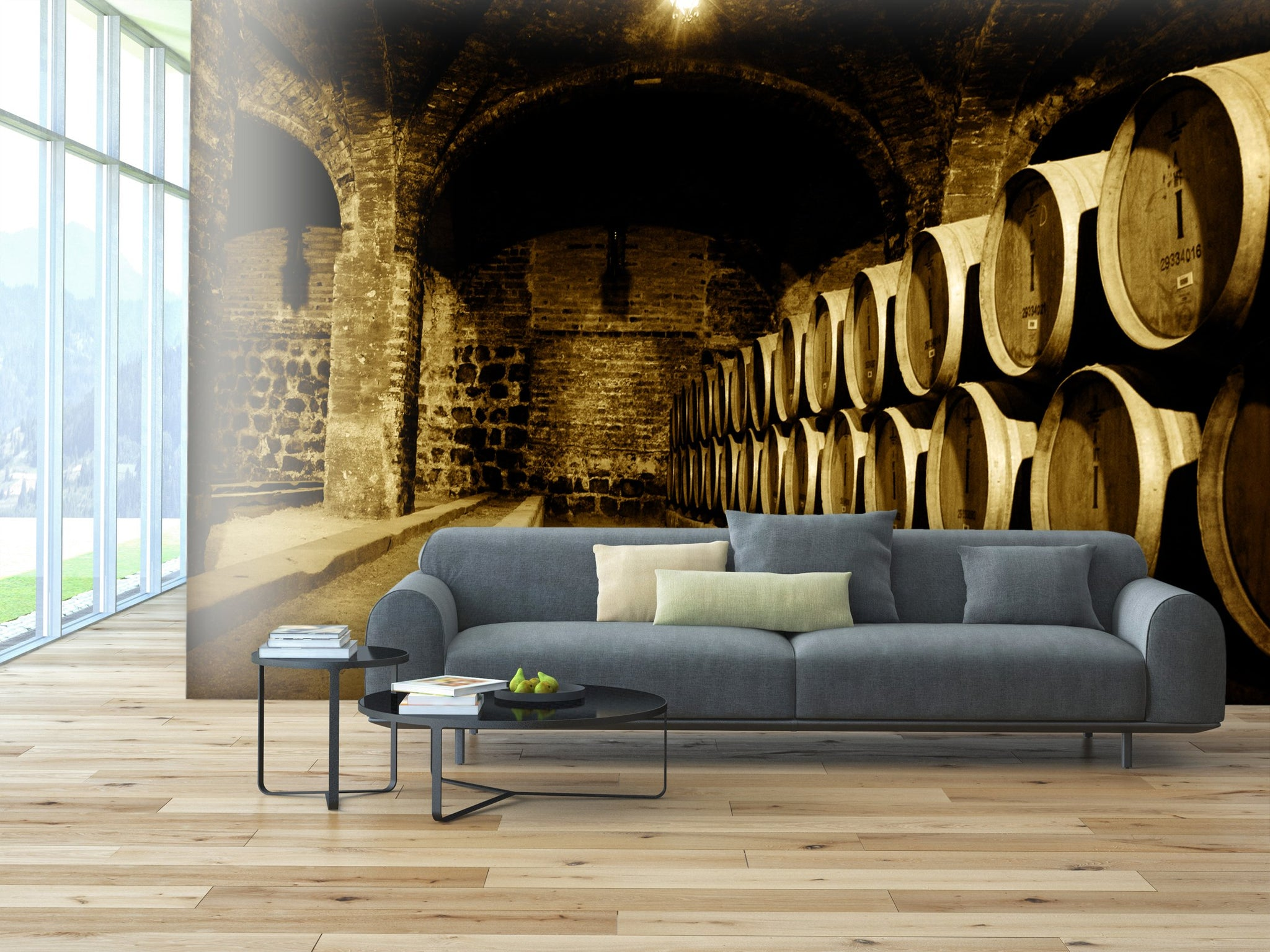 Wallpaper Wine Cellar SW024