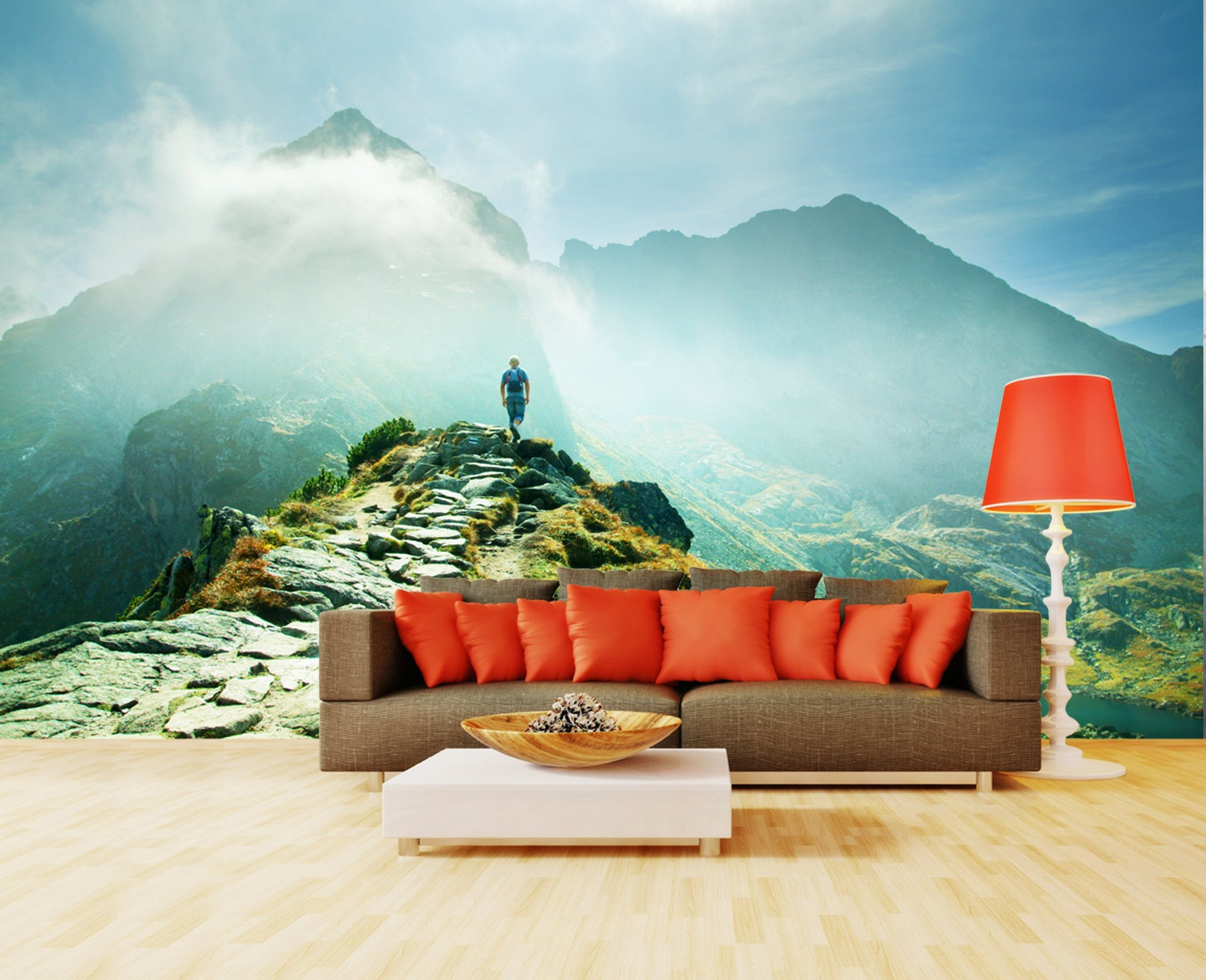Wallpaper Mountains landscape SW239