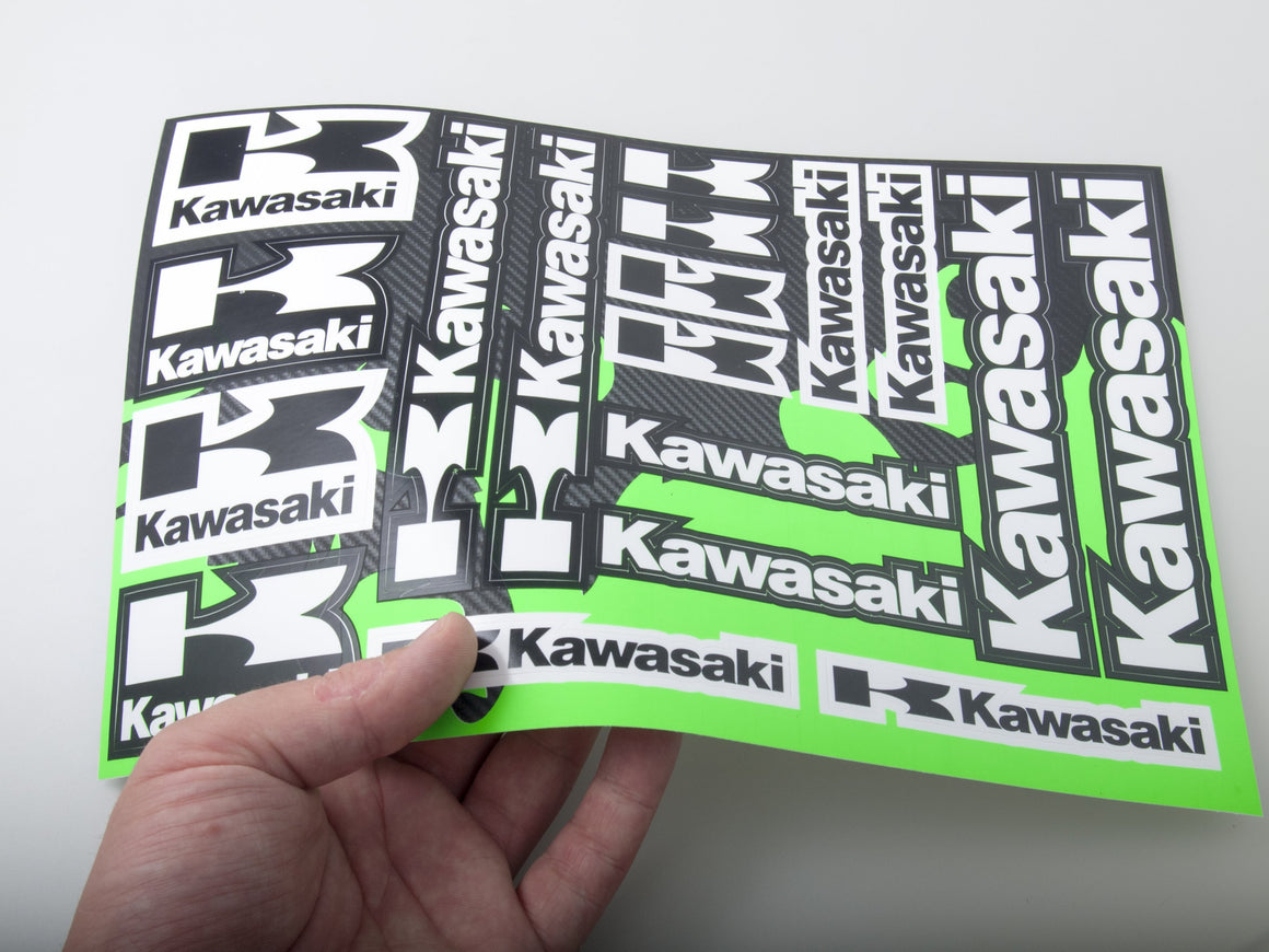 Motorcycle Stickers Type Stickers