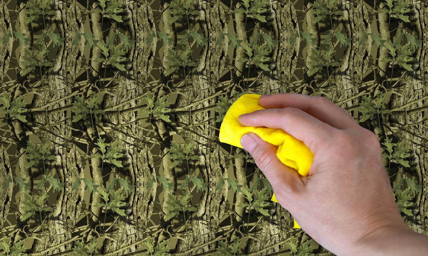self-adhesive film for furniture - camouflage  PAT066