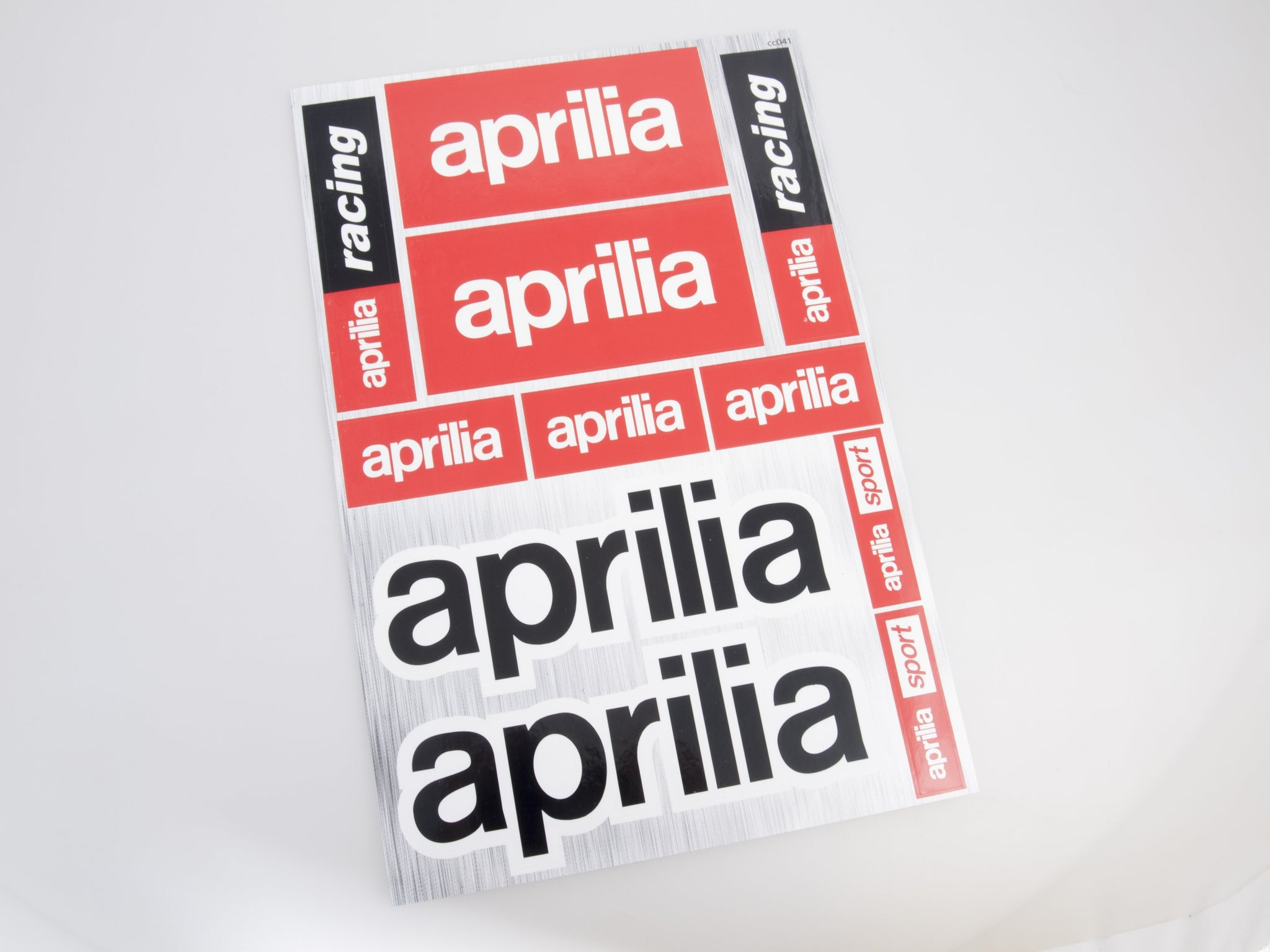 Aprilia sticker for motorcycle - Art Life Decor