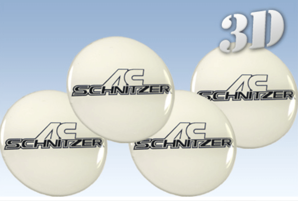 AC Schnitzer - Wheel stickers - Art Life Decor