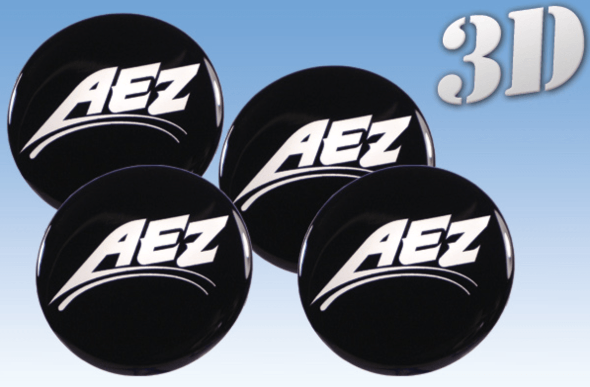 Aez - Wheel stickers - Art Life Decor