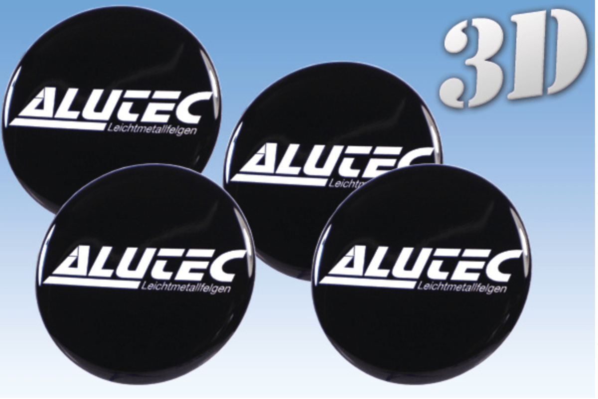 Alutec - Wheel stickers - Art Life Decor