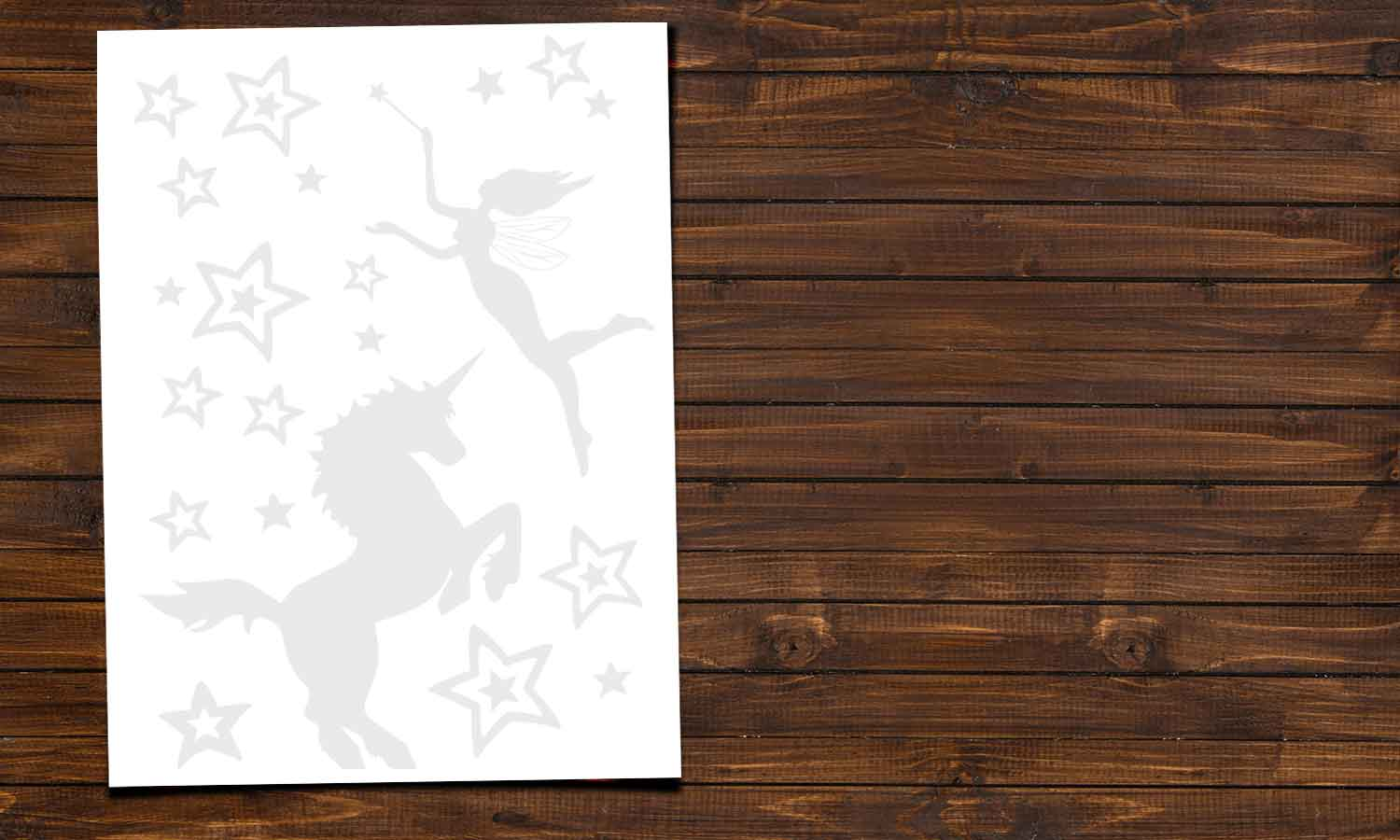 Wall stickers Unicorn - VCS109