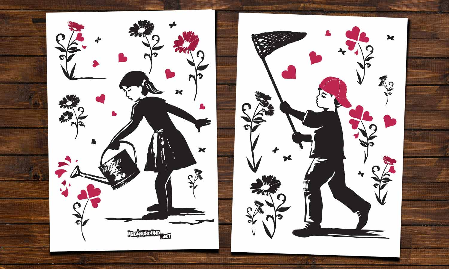 Wall stickers Street Art - WS081