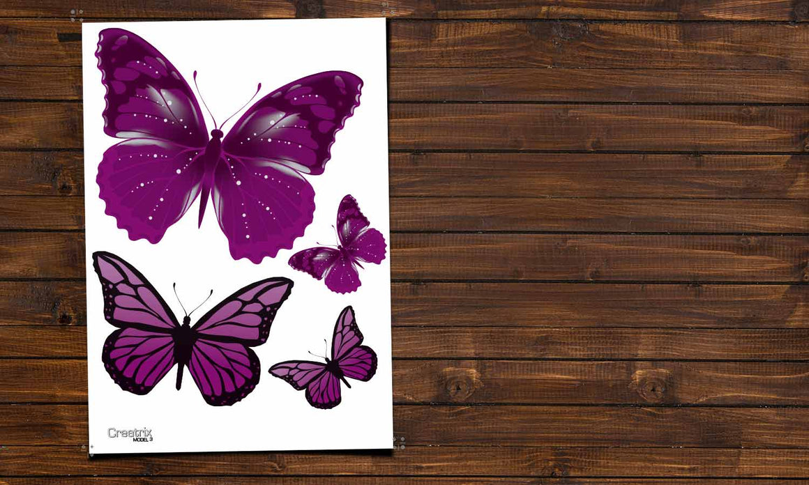 Wall stickers Butterfly - M3