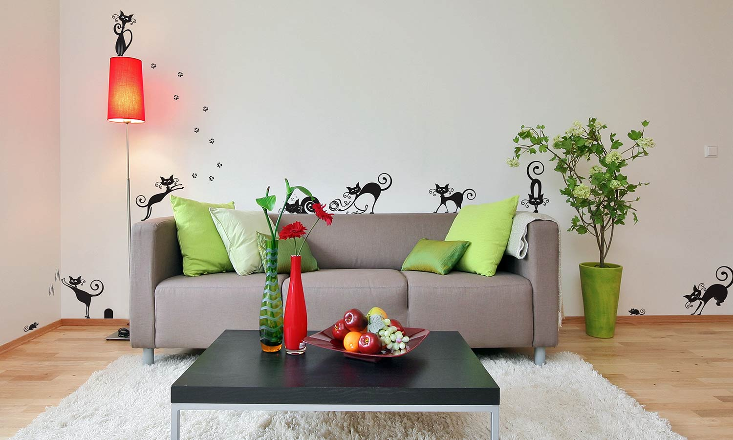 Wall stickers Cats - WS046