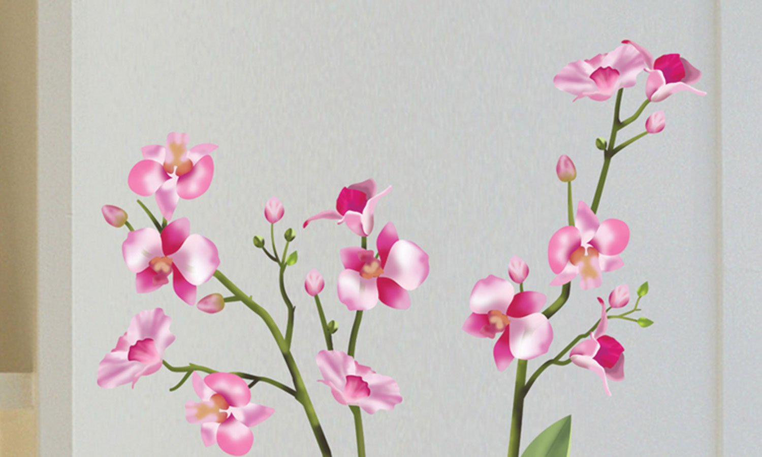 Wall stickers Orchid - VCS103