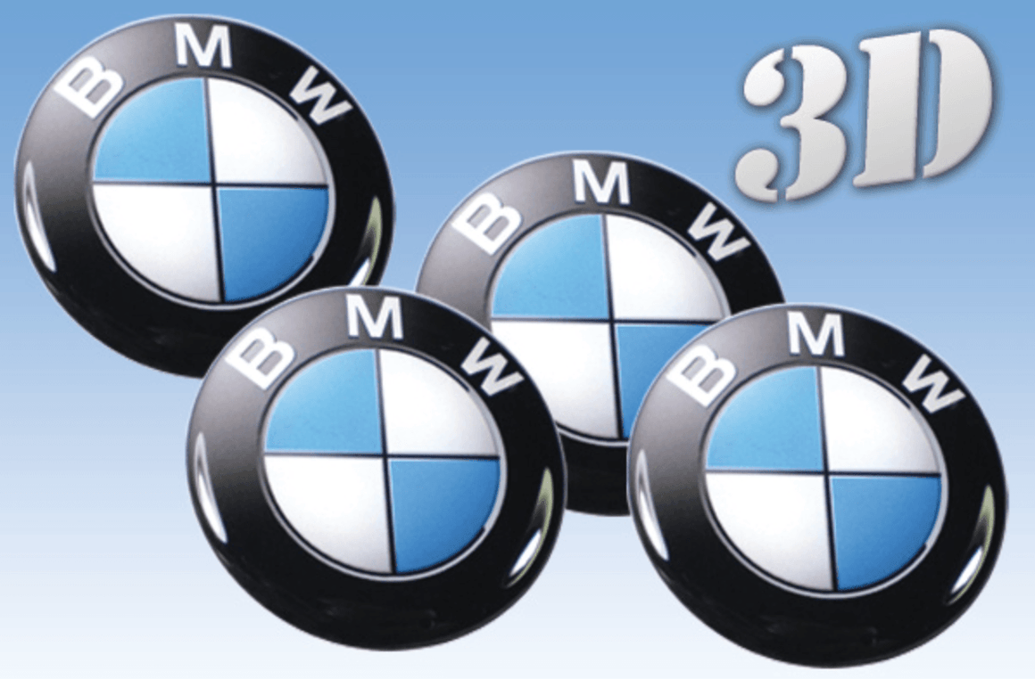 BMW - Wheel stickers - Art Life Decor