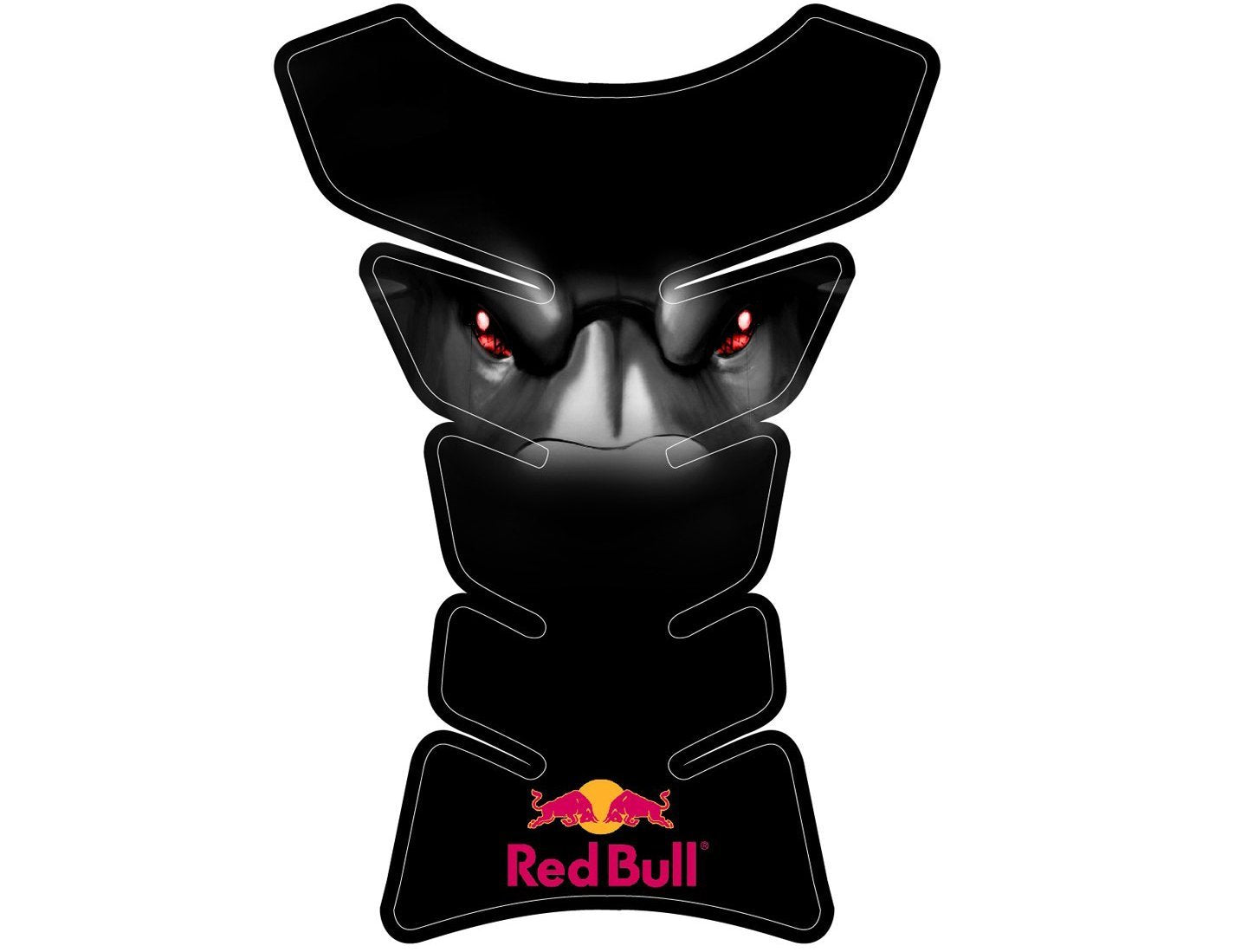 Red Bull universal motorcycle protector