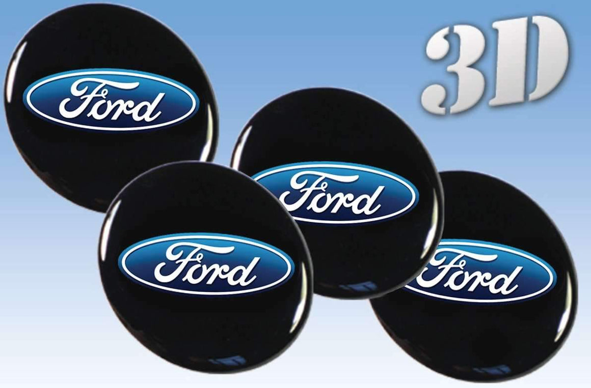 Ford - Wheel stickers - Art Life Decor