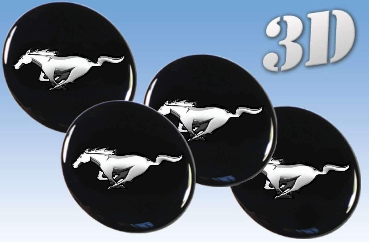 Ford Mustang - Wheel stickers - Art Life Decor