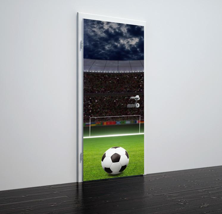 Door stickers Soccer   - TA013 - Art Life Decor